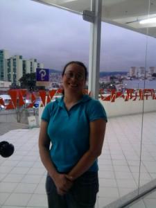 Glaucia Maria cooordena a produção
